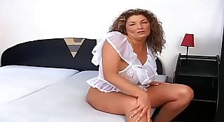 Squirting Anal Milf in Love