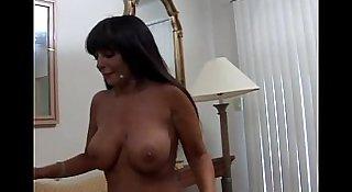 Beautiful big tits MILF Cassidy loves anal sex