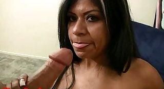 Casting big titty milf first big cock